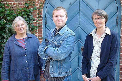 Birgitt Sokollek, Kai Quedens, Hilla Randow