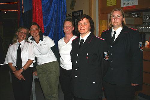 Die Crew des Amrumer Rettungskaspers
