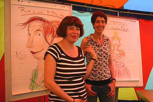 Sabine Wilharm, Sabine Ludwig