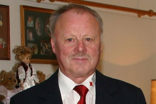 Erwin Meinert wurde zum Vorsitzenden des DRK-Ortsverein Amrum gewählt