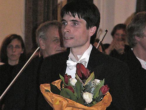 Dirigent Alexander Mottok