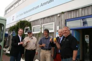 Klaus Stiegler, Jens Quedens, Armin Jeß, Peter Kossmann, Gerhard Krüss