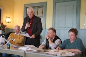 Hark Thomsen, Vorsitzender des Mühlenvereins