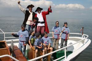 Piraten unter sich...