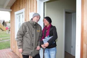 Michael Hoff und Kathrin Hartmann