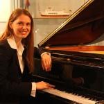 Christiane Klonz - ein Klavierkonzert der besonderen Art