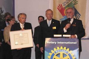 v.l. Michael Langenhan, Wilfried Scheffer, Gerd Voltz