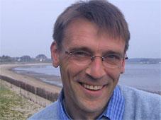 Hoffi heißt eigentlich Michael Hoff und ist Veranstaltungsleiter der AmrumTouristik
