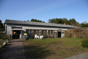 Marode Nordseehalle