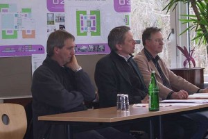 vl. Jörn Tadsen, Carl Wögens, Kay Frahm