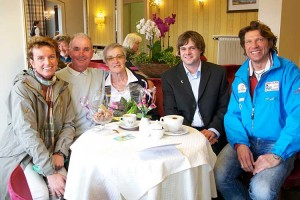 Susanne Maas, Ehepaar Hannemann, Lars Rickerts und Stephan Dombrowski