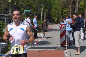 Mersudin Bajric - Gewinner des Insellaufs