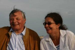 Helga und Peer Schmidt 17.07.2004