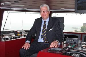 WDR-Geschäftsführer Axel Meynköhn...