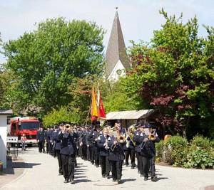 Musikzug der Freiwilligen Feuerwehr Wyk