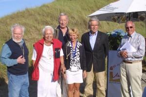 Georg Quedens, Regine Morrigan, Dirk von Renesse, Michaela Töpper,  Jürgen Jungclaus, Carl-Hermann Klüßendorf,