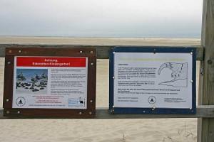 Infos zur Kniepbucht in Wittdün
