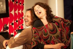 Am Ende können Vicky und Marc wieder zusammen Lachen...