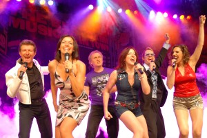 "Die ""Musical Night"" in Aktion"