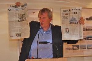 Carsten Kock Medien machen Meinung...