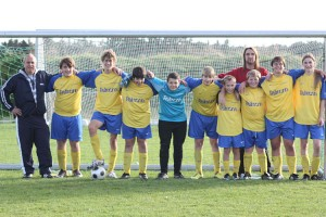 C-Jugend-Teamfoto