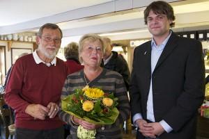 Hans Georg und Heide Troeder, Lars Rickerts
