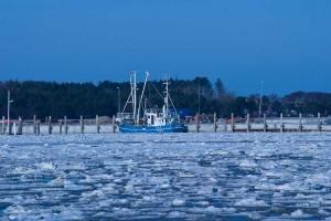 Fischkutter im Seezeichenhafen...(Lückel)
