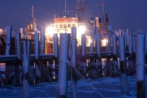 Eisiger Seezeichenhafen (Lückel)