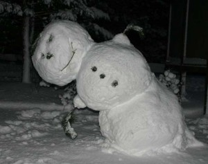 Das Jahr der Schneemänner...(Oelers)