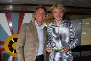 Stephan Schlichting mit Matthias Dombrowski