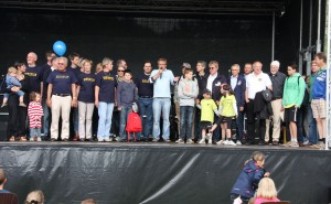 Innert Wheel Husum, Rotary Club Husum, Rotary Club Amrum spenden 3500 Euro