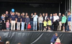 Innert Wheel Husum, Rotary Club Husum, Rotary Club Amrum spenden 3500 Euro
