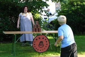 Viel Spass bei den Wikingerspielen...