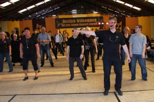 Dirk Leibing führt in Workshops