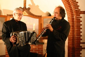 Raul Jaurena und Bernd Ruf