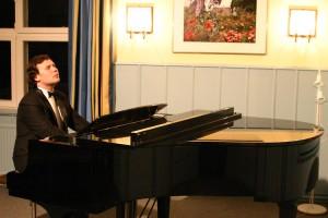 Pianist Michail Dantschenko
