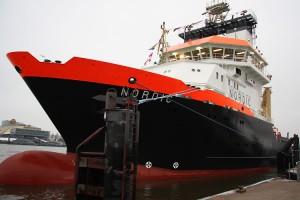 Die Nordic - Schlepper für die Nordsee...