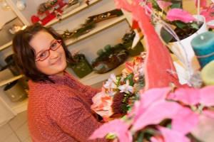 Leidenschaft zum Floristenberuf - Annika Mai...