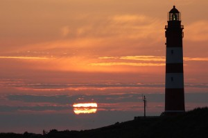 Abendstimmung am Leuchtturm