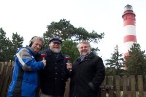 Matthias Steiner, Wolfgang Stöck und Gerd Spiekermann