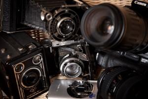 Fotografie gemeinsam erleben, ob digital oder analog