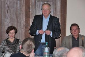 Bürgermeister Peter Koßmann