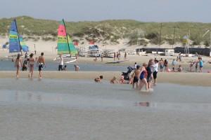 2011 war nicht jeder Sommertag auch ein Badetag...