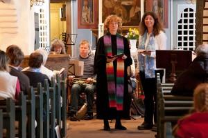 Pastorin Heinecke, Andrea Hölscher
