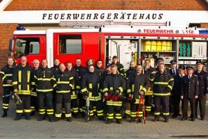 Die Freiwillige Feuerwehr Wittdün