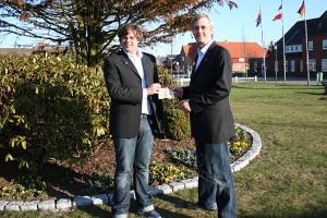 Lars Rickerts und Aribert Schade