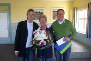 Aribert Schade, Inge Pflaumbaum, Frank Timpe