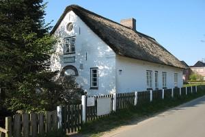 Das Missionshaus in Nebel