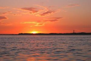 Amrum - von weitem eine Insel...