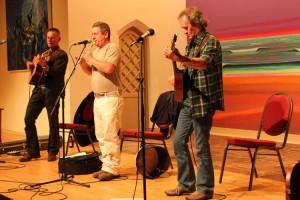 Robbie Doyle und Band